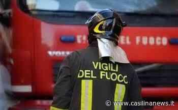 Treni Roma-Velletri, incendio nei pressi di Lanuvio: ritardi e cancellazioni - Casilina News
