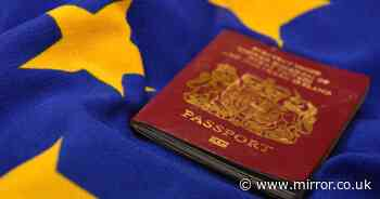 Brits warned to check their passports ahead of travel as expiry rules changed