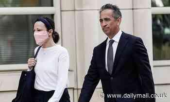 Lauren Salzman, 45, AVOIDS jailtime despite admitting to recruiting sex slaves for the NXIVM cult