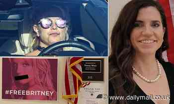 'If it takes Britney Spears to unite this country, I'm here for it' GOP Rep. Nancy Mace says