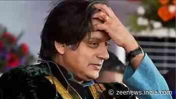 BJP MP Nishikant Dubey demands Shashi Tharoor`s removal as IT panel chairman