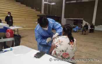 Inicia aplicación de segunda dosis anticovid en Guadalupe y Calvo - El Sol de Parral