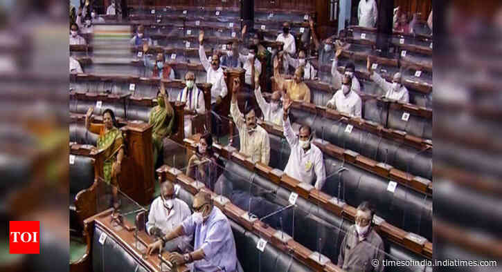 Amid protests, Parliament passes bill giving powers to district magistrates to issue adoption orders