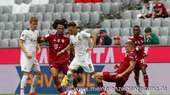 FC Bayern - Gladbach JETZT im Live-Ticker: Nackenschlag für Nagelsmann - wieder kein Sieg?