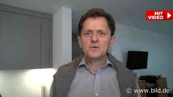 Corona: Lockdown bei hoher Inzidenz? Virologe Stöhr kritisiert RKI-Papier - BILD