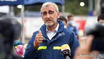 Interner Druck nach Todesflut - Kippt Katastrophenamts-Chef Schuster? - BILD