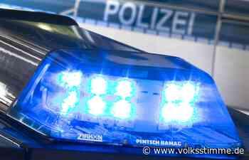 Unfallfahrer flüchtet nach Karambolage in Magdeburg - Volksstimme