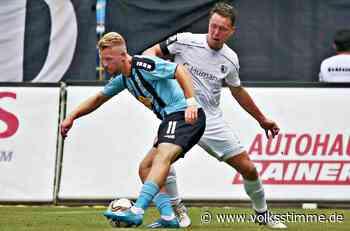 Alexander Bittroff ist der Ruhepol des 1. FC Magdeburg - Volksstimme