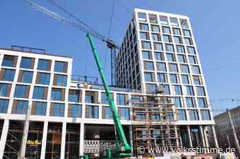Große Räume für Büros in Magdeburg - Volksstimme