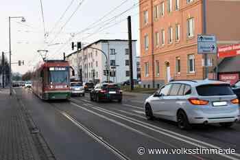 Radikale Vision für Verkehrsentlastung im Osten von Magdeburg - Volksstimme
