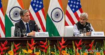Covid-19: US announces $25 million aid to support India's vaccination programme - Scroll.in