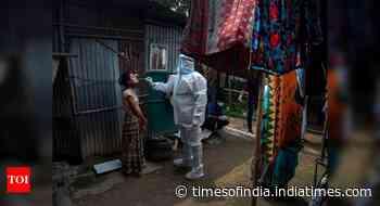Coronavirus live updates: Maharashtra reports 6,857 fresh Covid cases in last 24 hours - Times of India
