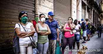 Cuba reportó 9.323 casos de coronavirus en un día, la cifra más alta desde que comenzó la pandemia - La Voz del Interior