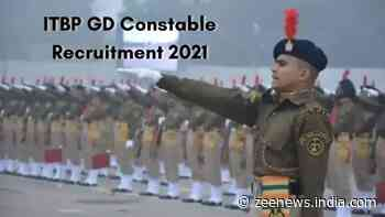 ITBP GD Constable Recruitment 2021: Apply for various posts, know eligibility and other details here