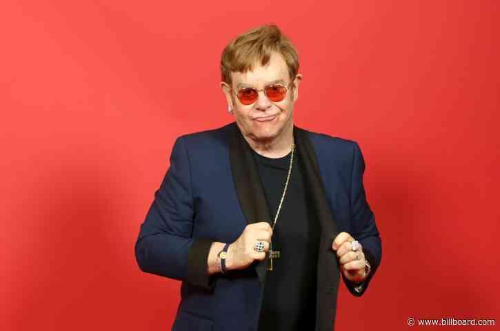 Elton John Debunks DaBaby's Homophobia & HIV Misinformation: 'We Must Break Down the Stigma'