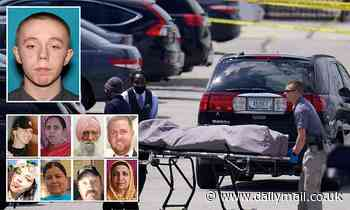 FedEx gunman who fatally shot eight 'expressed interest in joining the military'