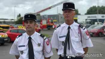 Le nouveau commandant des sapeurs-pompiers de Berck connaît bien la maison - La Voix du Nord