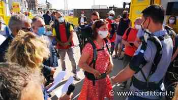 Événement : Une Ministre pour le Big Tour à Berck - Nord Littoral