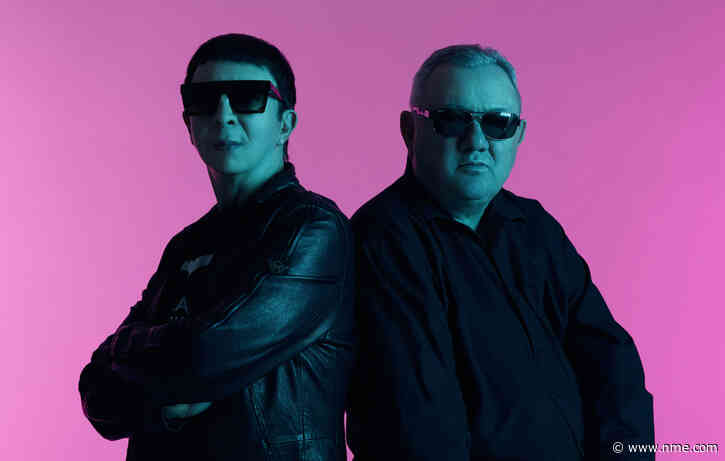 Soft Cell announce first new album in 20 years, '*Happiness Not Included'