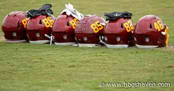 Pictures, videos, news, and notes from Washington Football Team's training camp Day 1 - Hogs Haven