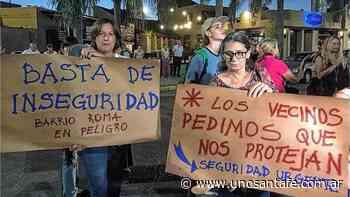 Vecinos de Guadalupe piden más presencia policial - Uno Santa Fe