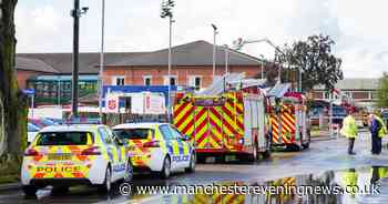 Trafford Hospital fire: Everything we know as hospital procedures cancelled