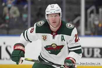 Suter signs with Stars, Coleman inks $29.4M deal with Flames