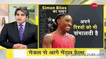 DNA Exclusive: Simone Biles withdraws from Tokyo Olympics, mental health in spotlight
