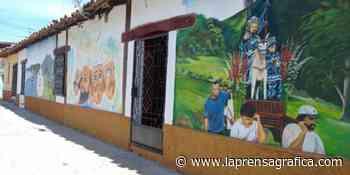Centenaria casa llena de historia alberga hoy una galería en Apastepeque - La Prensa Grafica