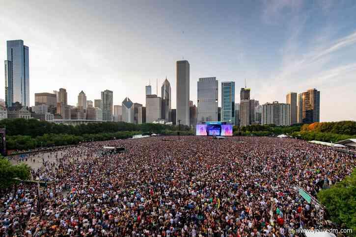 Lollapalooza Streams Live on Hulu This Weekend with Steve Aoki, Jauz, Oliver Heldens & More