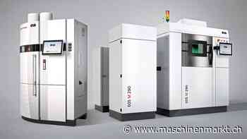 Urma übernimmt die Schweizer EOS Vertretung - Schweizer Maschinenmarkt