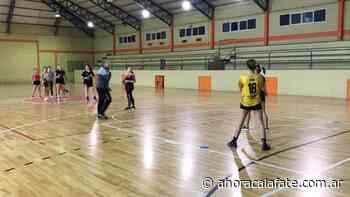 Clínica de Handball en El Calafate - FM Dimensión - El Calafate