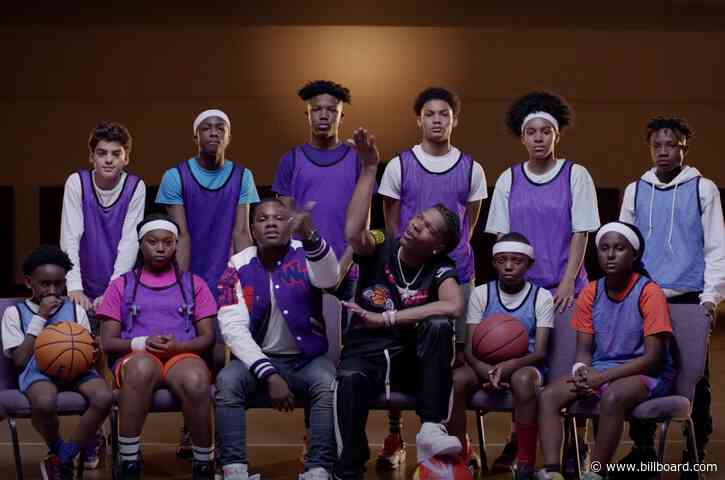 Lil Baby & Kirk Franklin Inspire Youth in Heartwarming 'We Win (Space Jam: A New Legacy)' Music Video