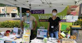 Tullins-fures | À la rencontre des ambassadeurs du tri sur le marché de samedi - Le Dauphiné Libéré