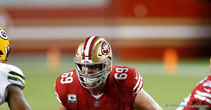 Trent Williams on Mike McGlinchey: He looks great. I think he looks amazing