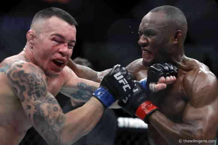 Kamaru Usman VS Colby Covington Rematch Confirmed - thewillnigeria