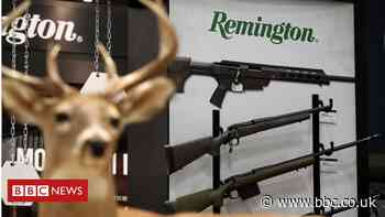 Remington: US gunmaker offers $33m to Sandy Hook shooting victims