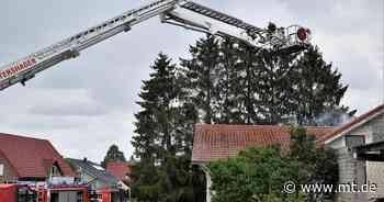 Update Feuerwehreinsatz Petershagen: Mit Rauchgasvergiftung ins Klinikum - Mindener Tageblatt