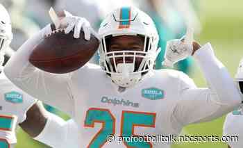 Report: Two playoff teams called Dolphins to inquire about Xavien Howard