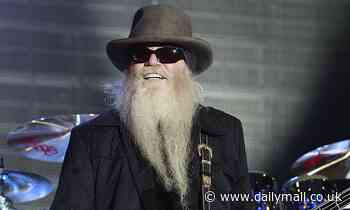 ZZ Top founding member Dusty Hill dies in his sleep at home in Texas at age 72