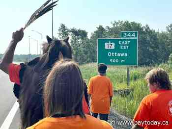 First Nation's long walk to amend Indian Act - BayToday.ca