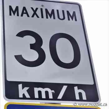 Sundridge considers new 30 km/h speed limit on Main - The North Bay Nugget