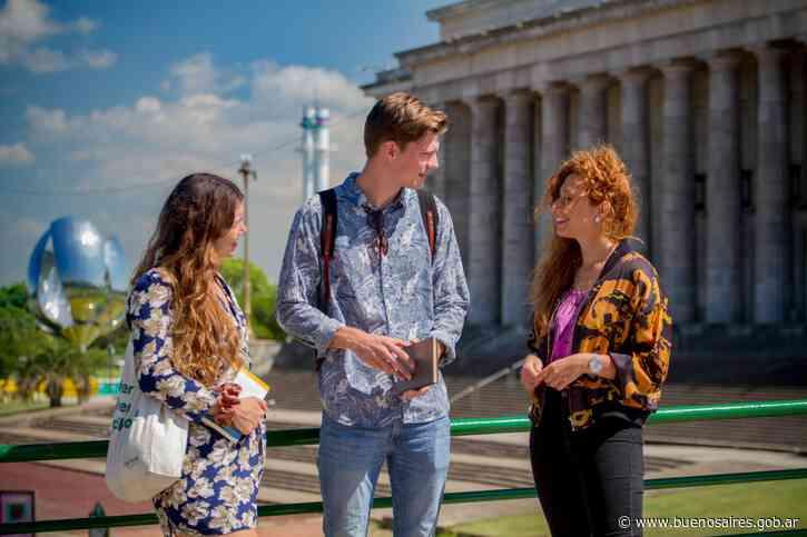 Buenos Aires está entre las mejores 25 ciudades del mundo para estudiantes internacionales - buenosaires.gob.ar