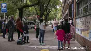 Estudiantes de la provincia de Buenos Aires, Argentina, vuelven a clases presenciales a partir del lunes - Anadolu Agency