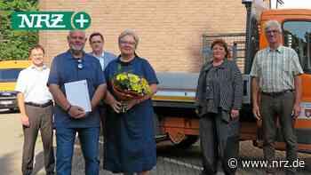 Frank Haan feiert sein Dienstjubiläum bei der Stadt Emmerich - NRZ