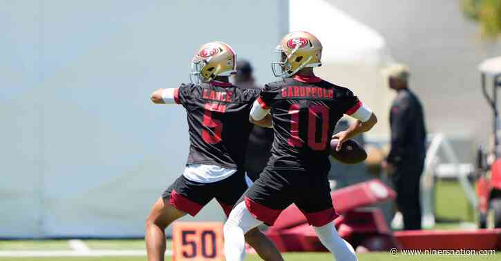 """The Shanaplan podcast: Will there be an """"open competition"""" at quarterback for the 49ers?"""