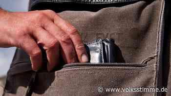 Dreister Diebstahlversuch in Genthin - Zeugen gesucht - Volksstimme