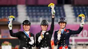 Olympische Spiele: Dritte Goldmedaille und Rassismus-Eklat - RND