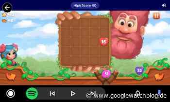 Android Auto: Google bringt Spiele auf die Infotainment-Plattform - acht neue GameSnacks für alle Nutzer - GoogleWatchBlog