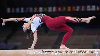 Olympische Spiele - Im Ganzkörperanzug gegen den männlichen Blick - Deutschlandfunk Kultur
